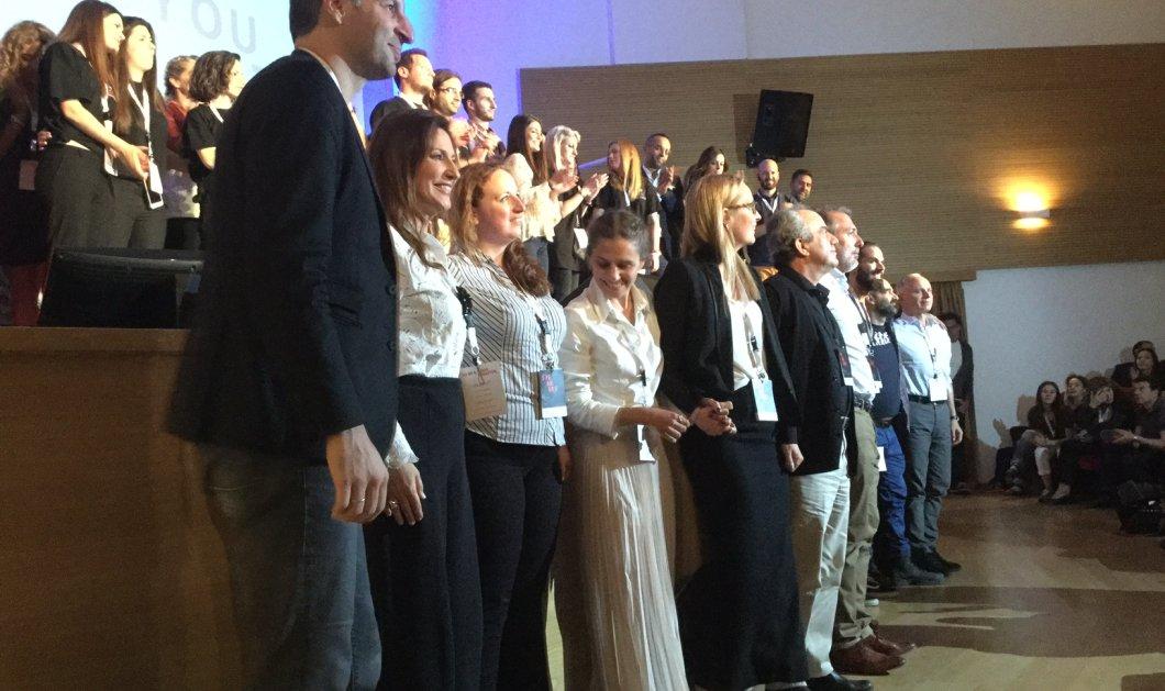 Ελπίζω να εμπνεύσαμε στο Tedx Chalkida: Μιλήσαμε μπροστά σε ένα κοινό αγαπησιάρικο όπου δεν κουνιόταν φύλλο - Κυρίως Φωτογραφία - Gallery - Video