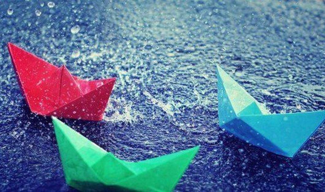 Προσοχή μη βραχείτε - Συνεχίζεται η κακοκαιρία και σήμερα με βροχές και καταιγίδες - Κυρίως Φωτογραφία - Gallery - Video
