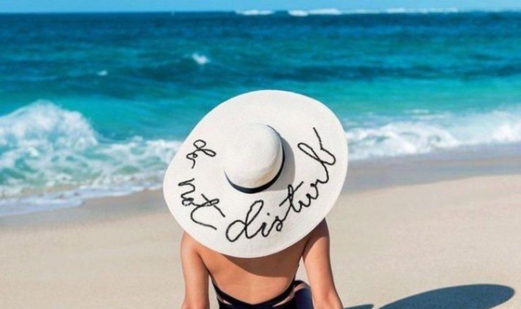 Απαραίτητο αξεσουάρ για το καλοκαίρι: 10+2 καπέλα για να κλέψετε τις εντυπώσεις  - Κυρίως Φωτογραφία - Gallery - Video
