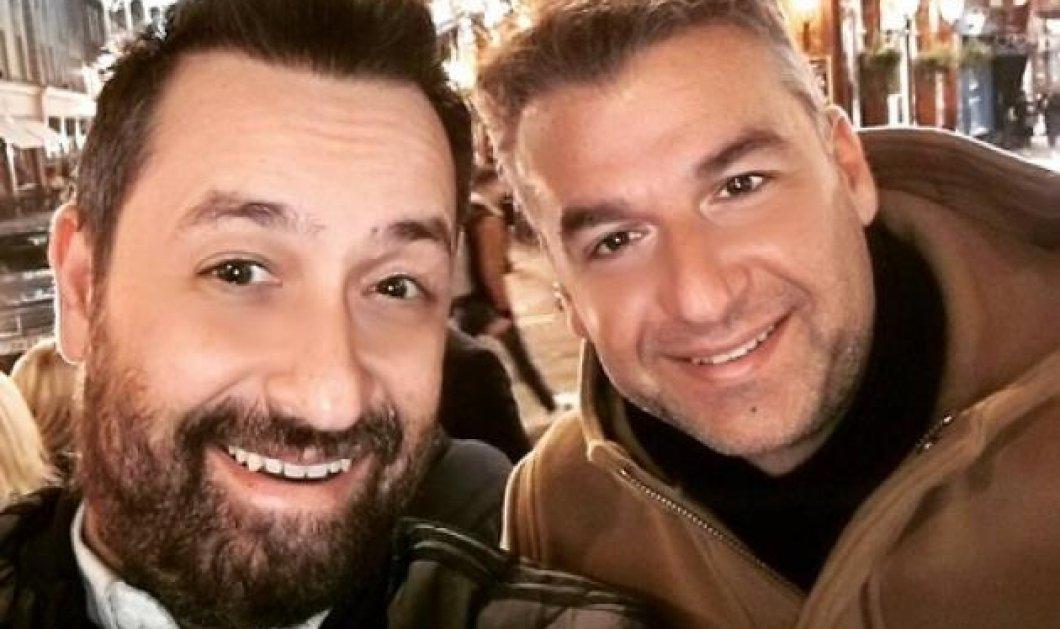 Λιάγκας- Γεωργαντάς στο Κίεβο: «Προετοιμάζονται εντατικά» για τον τελικό της Eurovision - Κυρίως Φωτογραφία - Gallery - Video