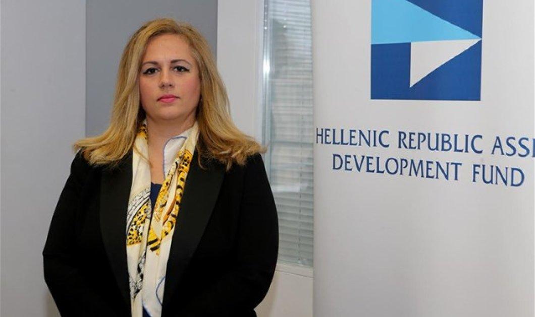 Νέα πρόεδρος του ΤΑΙΠΕΔ η Λίλα Τσιτσογιαννοπούλου - Κυρίως Φωτογραφία - Gallery - Video