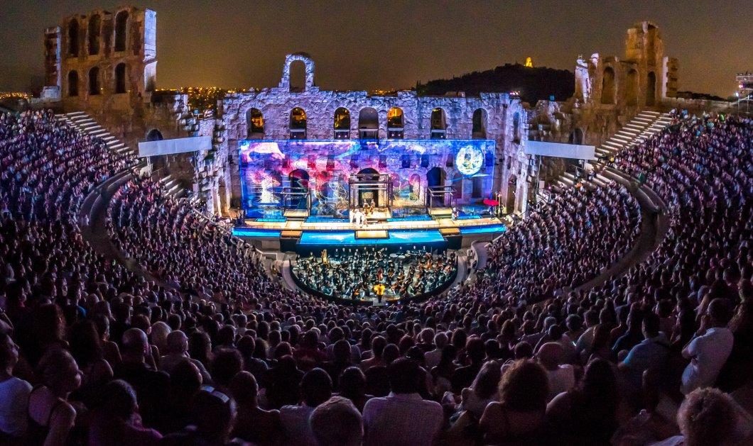 Καλό καλοκαίρι: Με «Μαντάμα Μπατερφλάι» στο Ηρώδειο η πρεμιέρα του Φεστιβάλ Αθηνών - Κυρίως Φωτογραφία - Gallery - Video