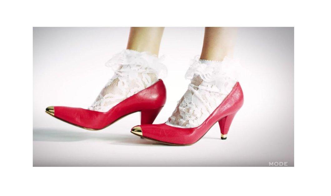 100 χρόνια ιστορία της μόδας - Δείτε πως εξελίχθηκαν τα γυναικεία παπούτσια από το 1910 έως το 2010 (Βίντεο) - Κυρίως Φωτογραφία - Gallery - Video