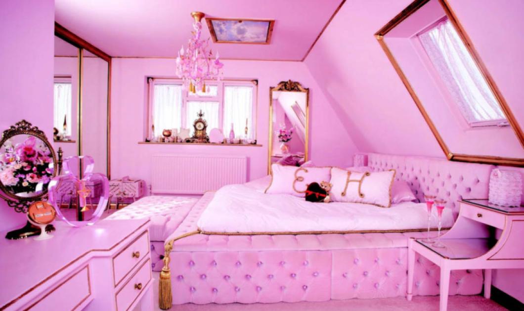 Αυτό το σπίτι είναι σαν παραμυθένια φωλίτσα της Barbie: Κουκλίστικο & κιτς συνάμα υπέροχο -Φώτο - Κυρίως Φωτογραφία - Gallery - Video