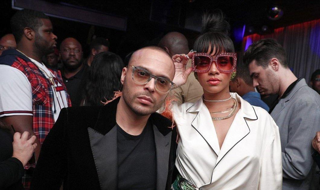 Η Rihanna έκανε πάρτυ με τους διάσημους φίλους της και τους πρόσφερε χάμπουγκερς -Όλες οι φώτο από το ξεφάντωμα - Κυρίως Φωτογραφία - Gallery - Video