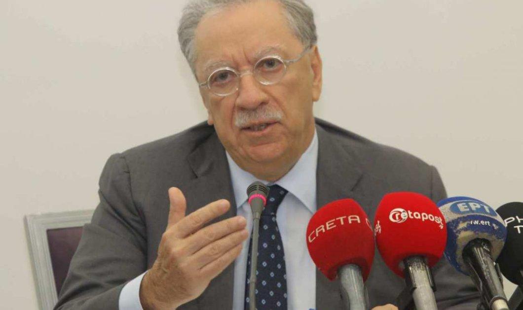 Παγκρήτια Συνεταιριστική Τράπεζα- Η επόμενη μέρα- Μ. Σάλλας: «Η ολοκλήρωση της αξιολόγησης οδηγεί την Ελλάδα σε σταθεροποίηση» - Κυρίως Φωτογραφία - Gallery - Video