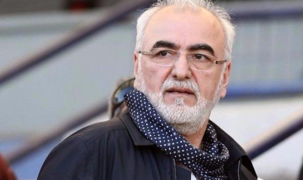 Ιβάν Σαββίδης: Το Mega είναι το μεγαλύτερο κανάλι της χώρας, πρέπει να αποτρέψουμε την απώλειά του - Κυρίως Φωτογραφία - Gallery - Video