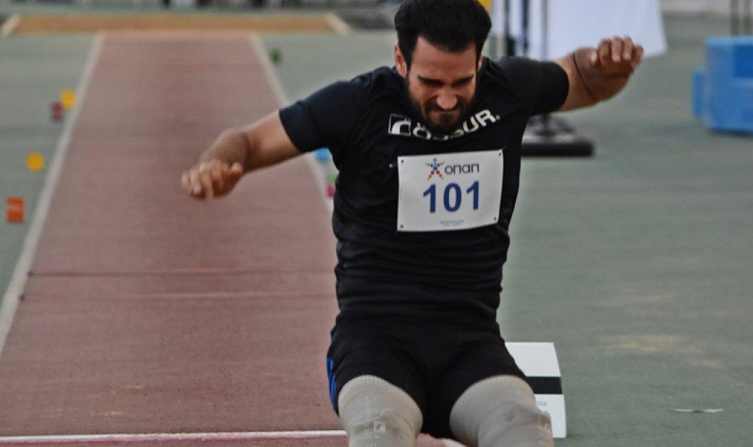 Good news: Παγκόσμιο ρεκόρ στο μήκος από τον Γιάννη Σεβδικαλή στο Πανελλήνιο Πρωτάθλημα Στίβου - Κυρίως Φωτογραφία - Gallery - Video