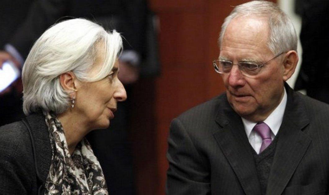 Handelsblatt: Συμφωνία Σόιμπλε με ΔΝΤ για το ελληνικό χρέος - Κυρίως Φωτογραφία - Gallery - Video