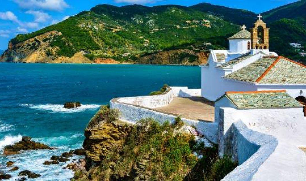 ΜadeinGreece.news: Η Telegraph & ο διθύραμβος για την Σκόπελο - Δεν είναι μόνο το νησί του MamaMia  - Κυρίως Φωτογραφία - Gallery - Video