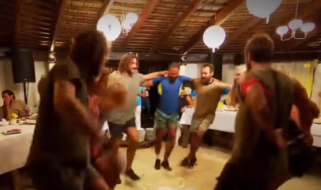 Survivor: Ελληνοτουρκικό γλέντι με φαγητό, χορό και... χαστούκια (Βίντεο) - Κυρίως Φωτογραφία - Gallery - Video