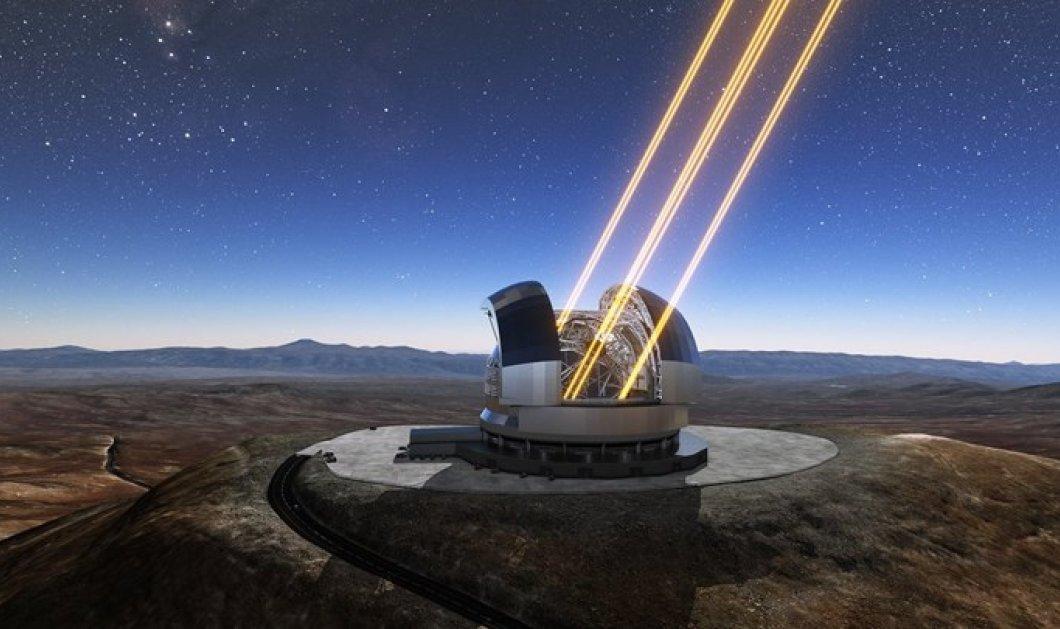 Το μεγαλύτερο τηλεσκόπιο του κόσμου κατασκευάζεται στη Χιλή και θα φέρει επανάσταση στην αστρονομία (Φωτό) - Κυρίως Φωτογραφία - Gallery - Video