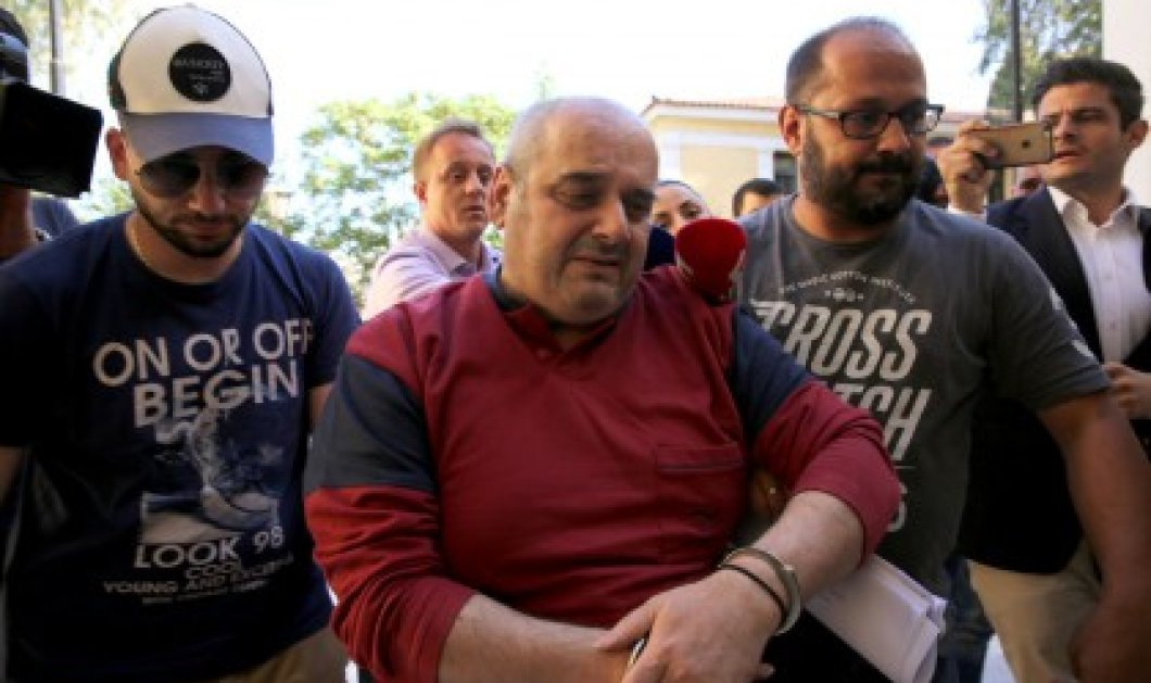 Στη φυλακή οδηγείται ο 52χρονος τυφλός βιαστής - Τι αναφέρει η οικογένεια του θύματος - Κυρίως Φωτογραφία - Gallery - Video