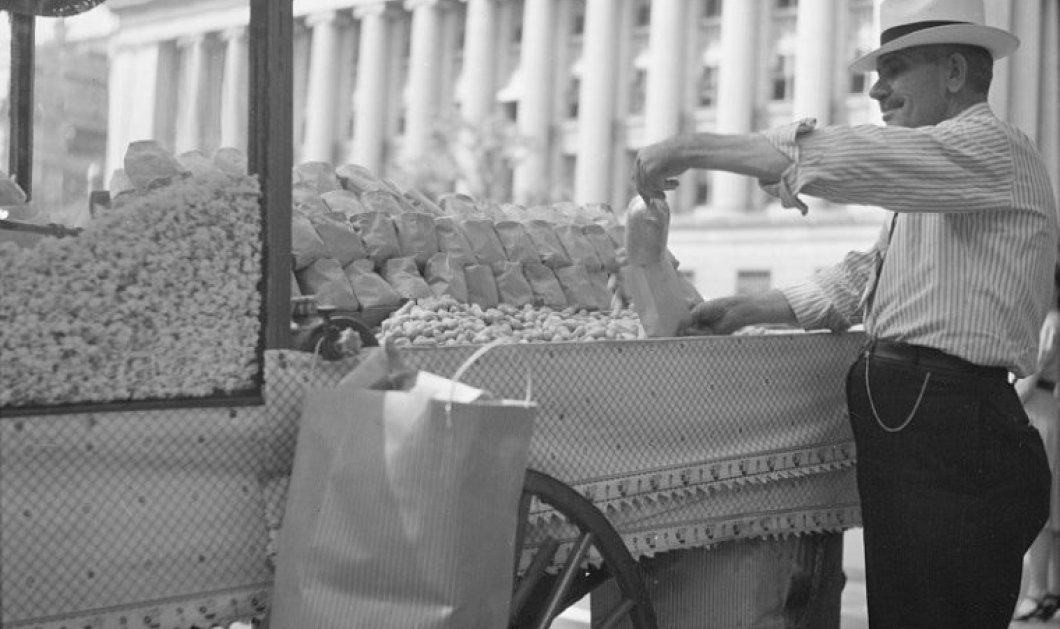Made in Greece o Στιβ Βασιλάκης από την Λακωνία - Ο μοναδικός πωλητής φυστικιών & ποπ κορν στο Λευκό Οίκο - Κυρίως Φωτογραφία - Gallery - Video