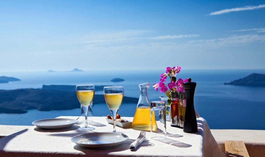 Good news: Η Ελλάδα αποθεώνεται από τους ξένους τουρίστες για το φαγητό & την φιλοξενία της σύμφωνα με ευρωπαϊκή έρευνα - Κυρίως Φωτογραφία - Gallery - Video