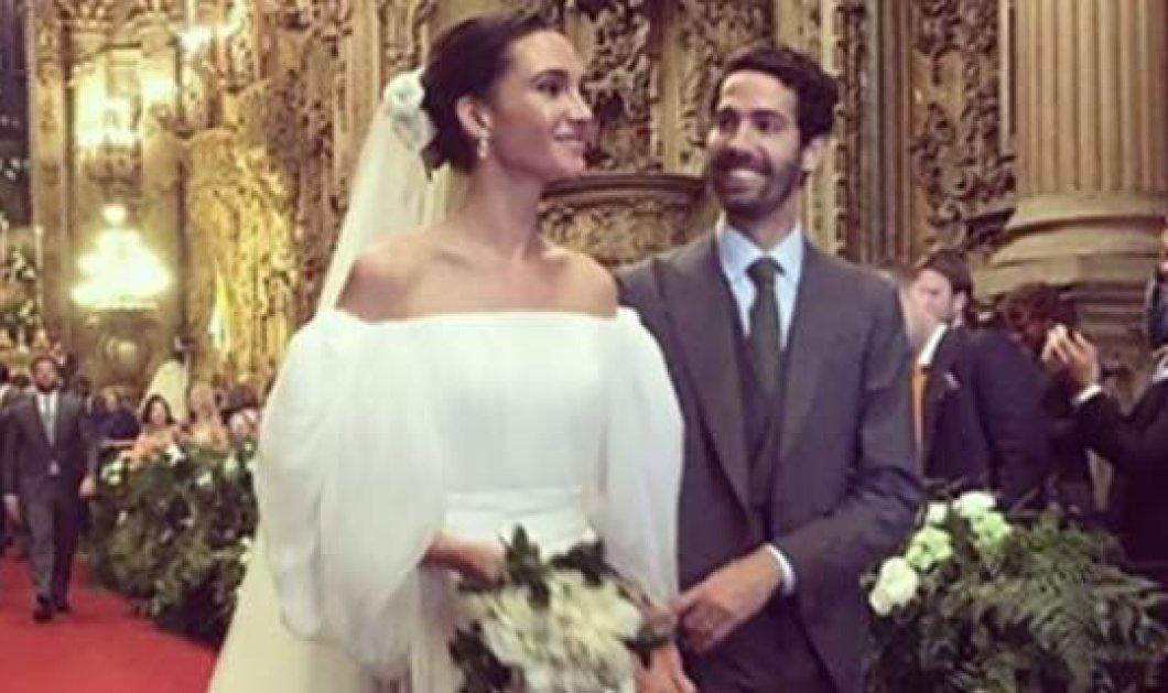 Βραζιλία: Ο μεγαλοπρεπής γάμος του Έλληνα εφοπλιστή Βασίλη Μαυρολέοντα με την make-up artist Amy Terry (ΦΩΤΟ) - Κυρίως Φωτογραφία - Gallery - Video