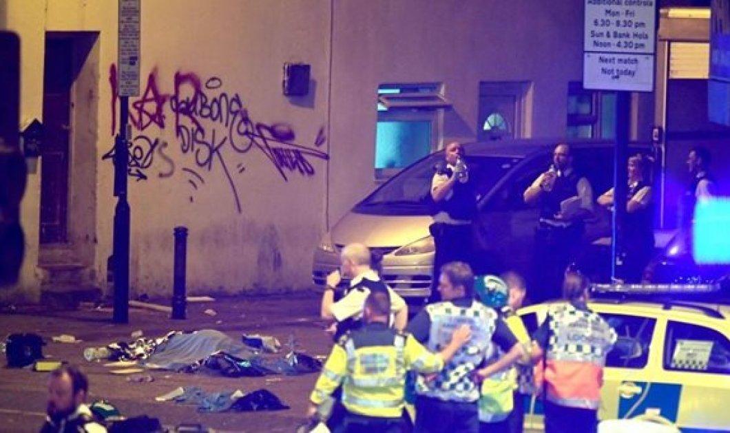 Λονδίνο: Βαν με λευκό οδηγό έπεσε σε πλήθος μουσουλμάνων- 'Ενας νεκρός & δέκα τραυματίες (Φωτό-Βίντεο) - Κυρίως Φωτογραφία - Gallery - Video