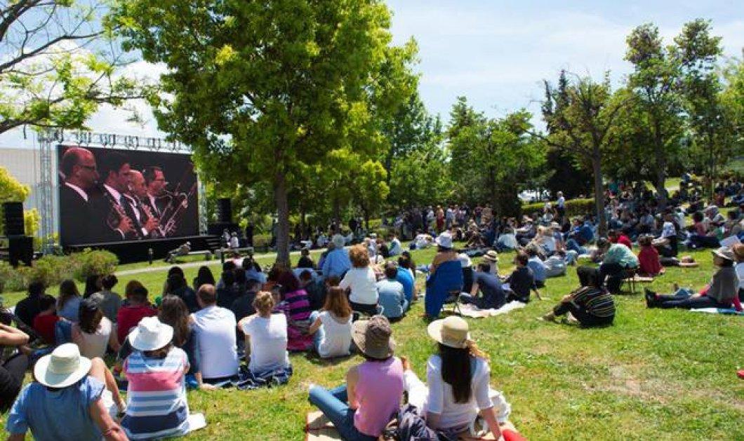 Μαραθώνιος με την Οδύσσεια - Όλες οι καλοκαιρινές εκδηλώσεις στον Κήπο του Μεγάρου  - Κυρίως Φωτογραφία - Gallery - Video