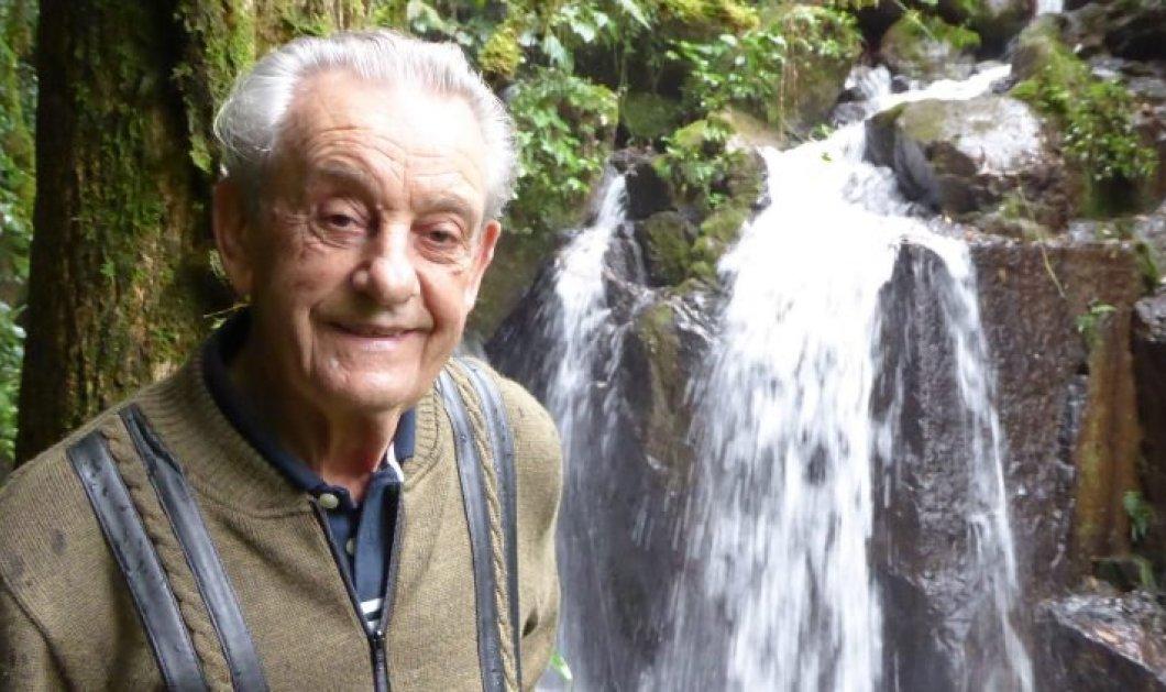 """Για 40 χρόνια φύτευε δέντρα και κατάφερε να """"αναστήσει"""" τροπικό δάσος! - Κυρίως Φωτογραφία - Gallery - Video"""