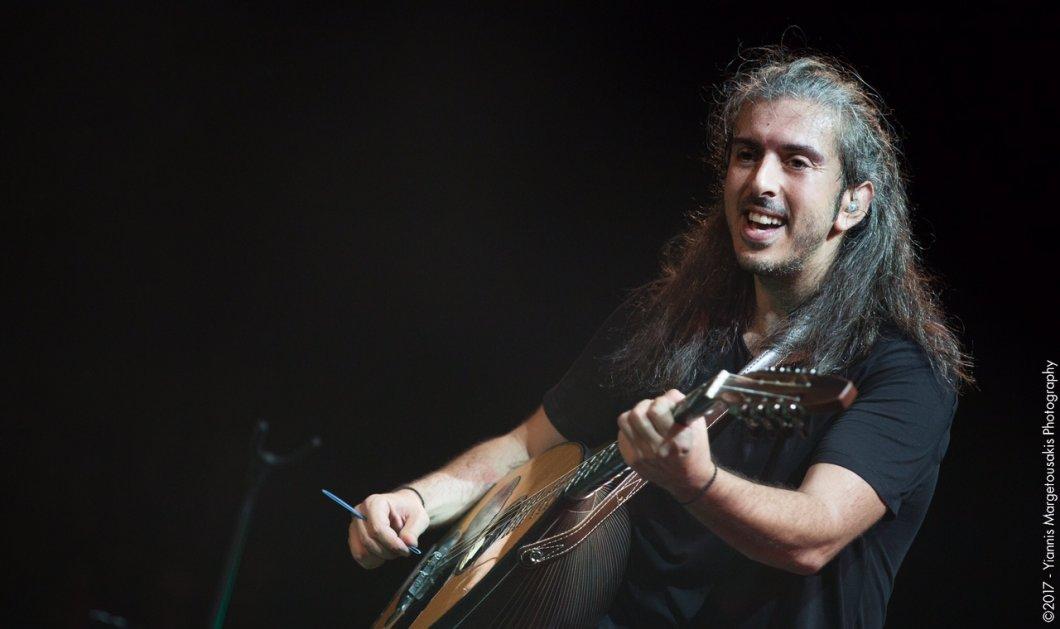 Θεσσαλονίκη - ο Γιάννης Χαρούλης sold out - προστέθηκε και δεύτερη συναυλία στο Θέατρο Γης - Κυρίως Φωτογραφία - Gallery - Video