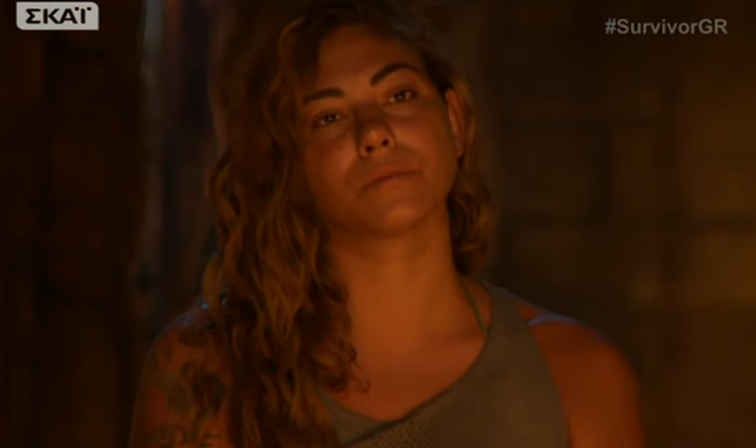 Βίντεο - Survivor only men: Αποχώρησε η Ευριδίκη Βαλαβάνη - Τι ψιθύρισε στο αυτί του Ντάνου - Κυρίως Φωτογραφία - Gallery - Video