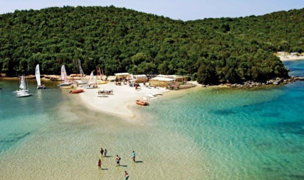 Ας δροσιστούμε λίγο στις 10 πιο εξωτικές παραλίες και λίμνες στην Ελλάδα (Φωτό) - Κυρίως Φωτογραφία - Gallery - Video