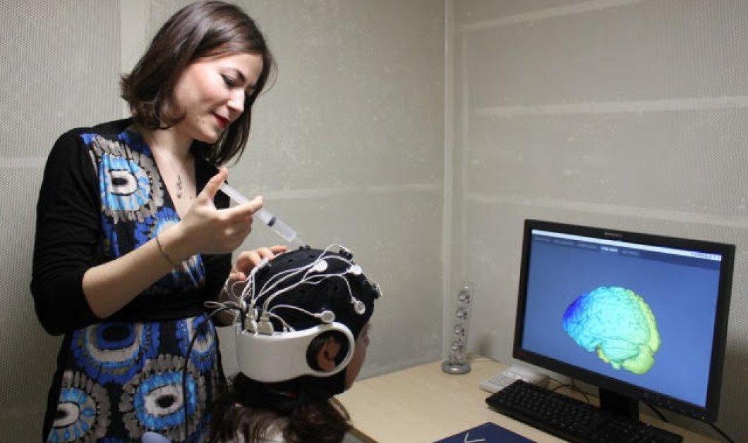 Και Ελληνίδα στην ανακάλυψη ηλεκτρικού «καπέλου» – Επηρεάζει τον εγκέφαλο & βελτιώνει τη δημιουργικότητα των ανθρώπων - Κυρίως Φωτογραφία - Gallery - Video