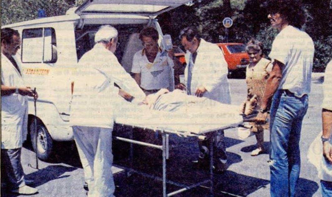 Καύσωνας 1987. Οι νεκροί εφτασαν τους 1.300 - Κάποιοι είπαν 4.000 - Γέμιζαν τα νοσοκομεία, τους έβαζαν και σε βαγόνια - ψυγεία του ΟΣΕ!  - Κυρίως Φωτογραφία - Gallery - Video