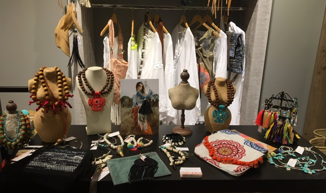 Madeingreece.news- Ένα Pop- Up store μόνο με ρούχα & αξεσουάρ Ελλήνων σχεδιαστών (Φώτο) - Κυρίως Φωτογραφία - Gallery - Video