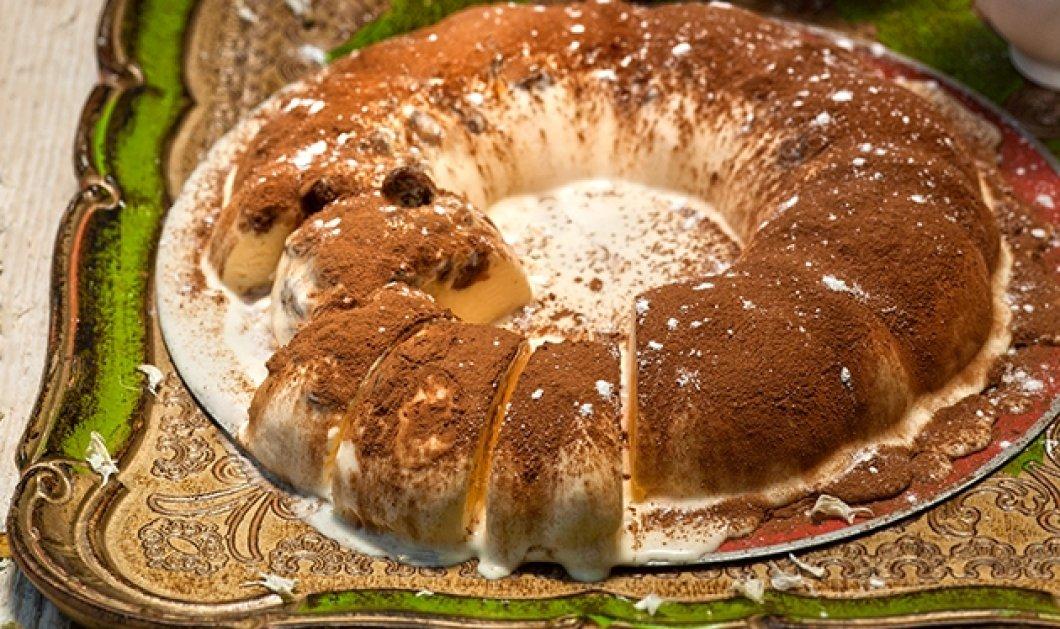 Λαχταριστό κέικ σεμιφρέντο από την Αργυρώ Μπαρμπαρίγου - Κυρίως Φωτογραφία - Gallery - Video