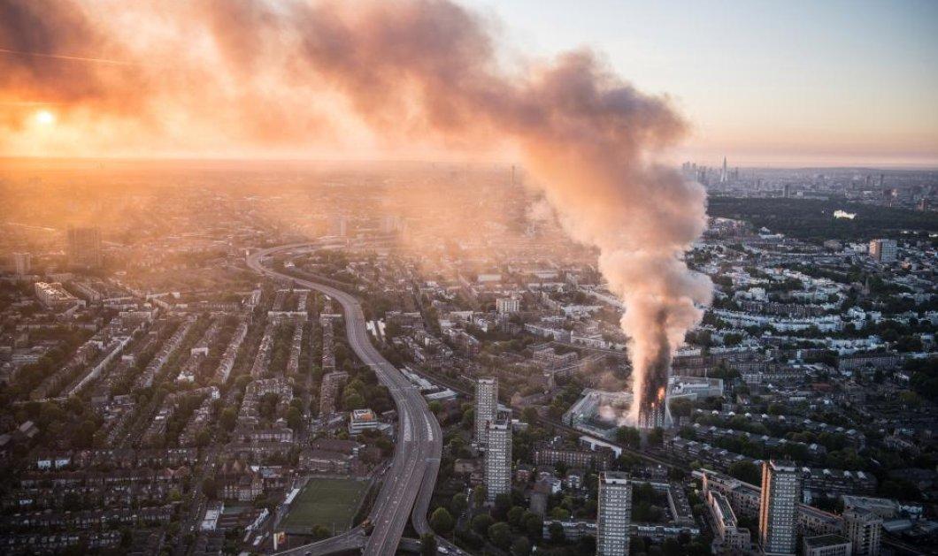 Αυτός είναι ο άντρας από το σπίτι του οποίου ξεκίνησε η φωτιά στον πύργο του Λονδίνου - Συντετριμμένος για το μοιραίο ψυγείο  - Κυρίως Φωτογραφία - Gallery - Video