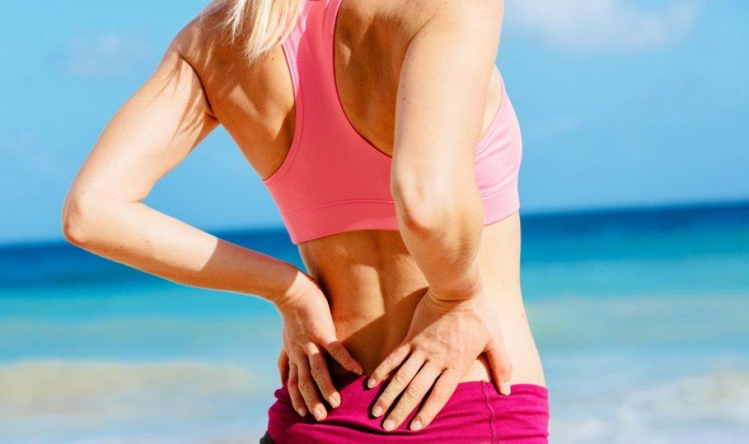 """Όλα για τη μέση: Ασκήσεις ενδυνάμωσης για το """"στήριγμα"""" του σώματός μας- Η πρωτεϊνική διατροφή  - Κυρίως Φωτογραφία - Gallery - Video"""