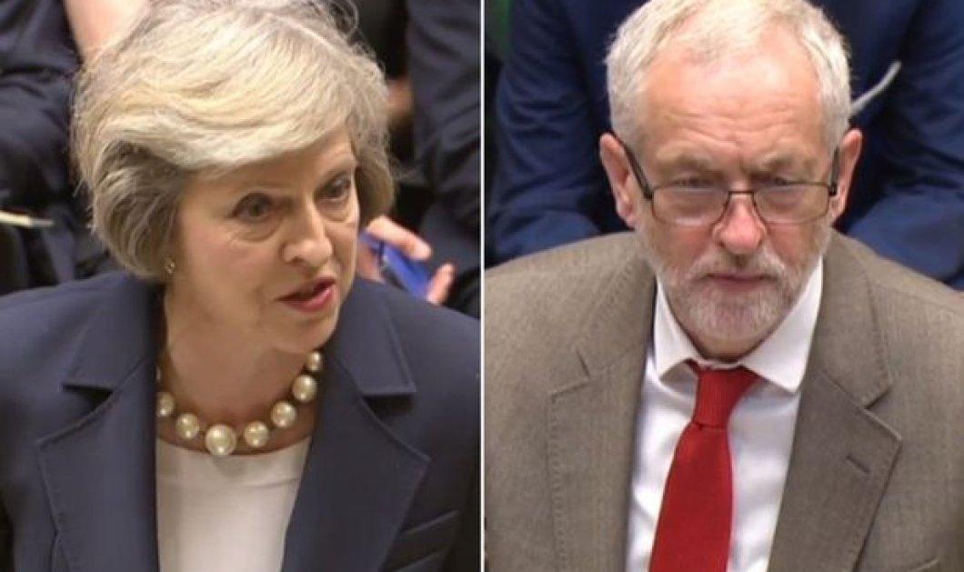 Βρετανικές εκλογές: Χωρίς αυτοδυναμία η κυβέρνηση δείχνει το exit poll - Κυρίως Φωτογραφία - Gallery - Video