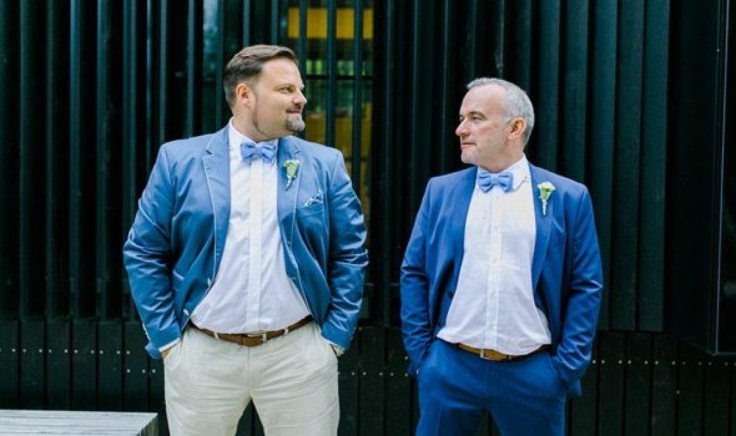 """Η Γερμανία, πλην Μέρκελ, λέει """"ναι"""" στον γάμο των γκέι - Πέρασε από τη Βουλή το νομοσχέδιο - Κυρίως Φωτογραφία - Gallery - Video"""