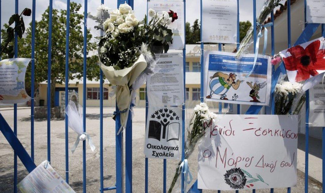 Συνέλαβαν 23χρονο Ρομά για τον φόνο του 11χρονου μαθητή από αδέσποτη σφαίρα στο Μενίδι μπροστά στα μάτια όλων - Κυρίως Φωτογραφία - Gallery - Video