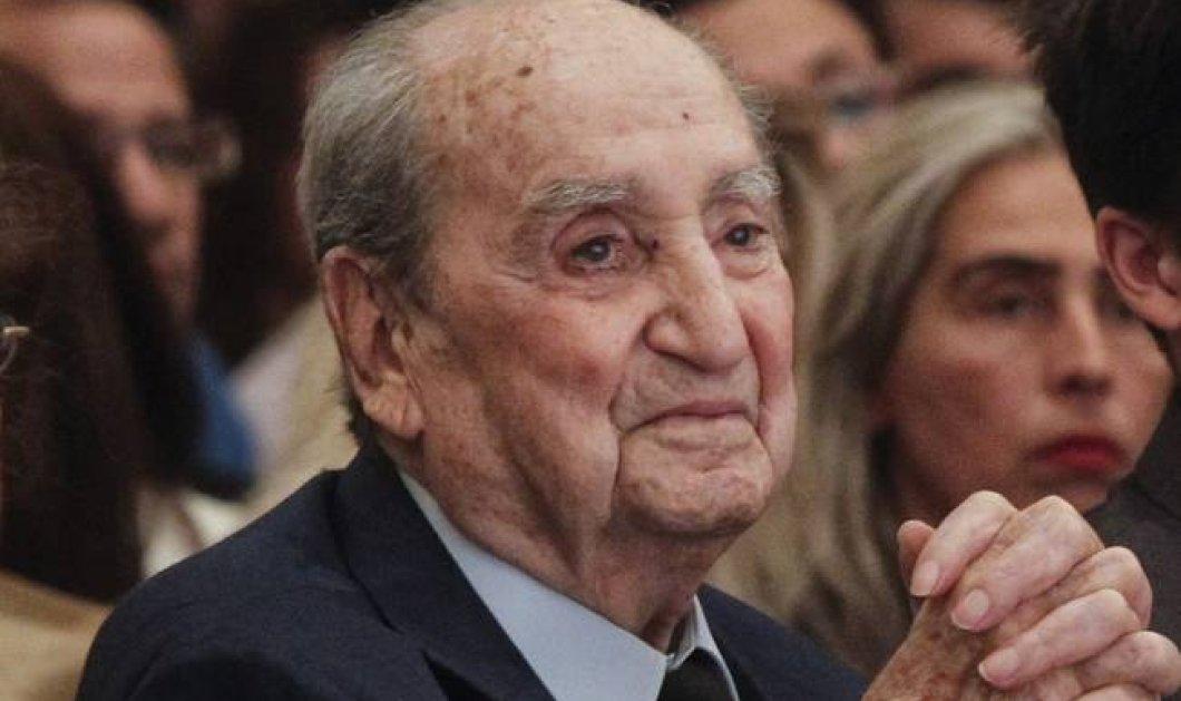 Βίντεο: Η συνέντευξη - παρακαταθήκη του Κωνσταντίνου Μητσοτάκη: Ο όρος ήταν ότι θα προβληθεί μετά το θάνατό του - Κυρίως Φωτογραφία - Gallery - Video
