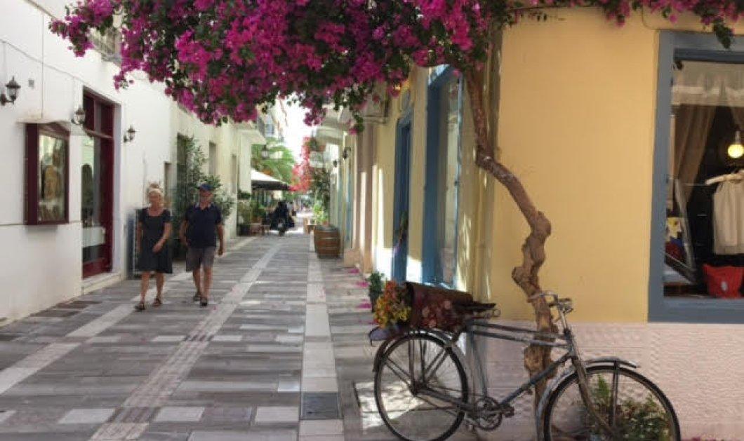 Η «ψεύτικη» ομορφιά του Ναυπλίου μέσα από τον δικό μου φακό (του iphone) – Αχ ποδήλατα & μπουκαμβίλιες, Μπούρτζι & Αρβανιτιά - Κυρίως Φωτογραφία - Gallery - Video