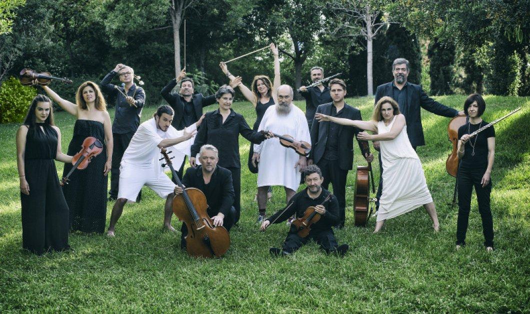 Τζίμης Πανούσης: Φιλοδοξώ να κάνουμε την Επίδαυρο με το έργο μου Eurovision - Συνέντευξη - ποταμός - Κυρίως Φωτογραφία - Gallery - Video