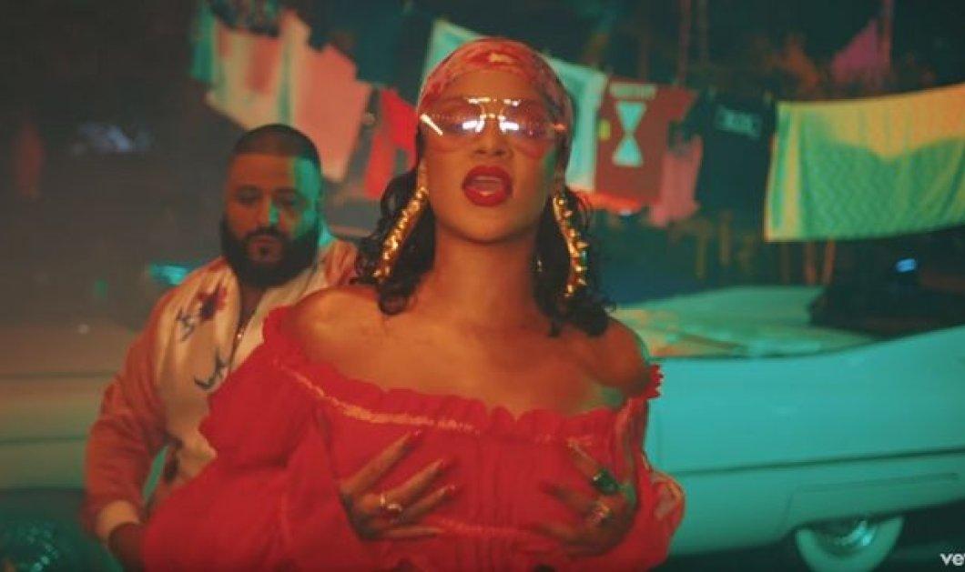 Η Rihanna στο πιο καυτό καλοκαιρινό βίντεο-κλιπ: Χορεύει όλη η γη με 20 εκατομμύρια views στα πόδια της! - Κυρίως Φωτογραφία - Gallery - Video