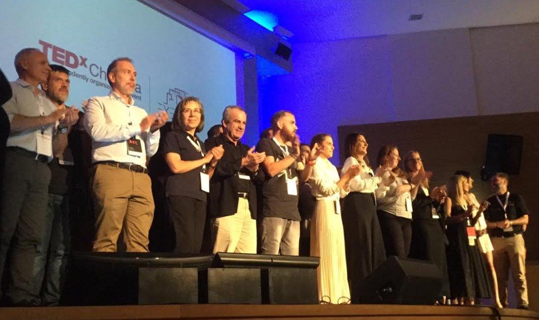 Με μεγάλη επιτυχία πραγματοποιήθηκε το 2ο TEDxChalkida (Φωτό) - Κυρίως Φωτογραφία - Gallery - Video