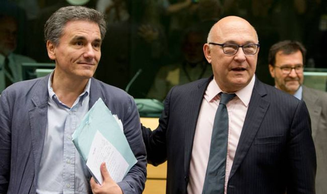 Επίτευξη συμφωνίας στο χθεσινό Eurogroup: Δεσμεύτηκε η χώρα μας μέχρι το 2060 - Τι προβλέπει η συμφωνία  - Κυρίως Φωτογραφία - Gallery - Video