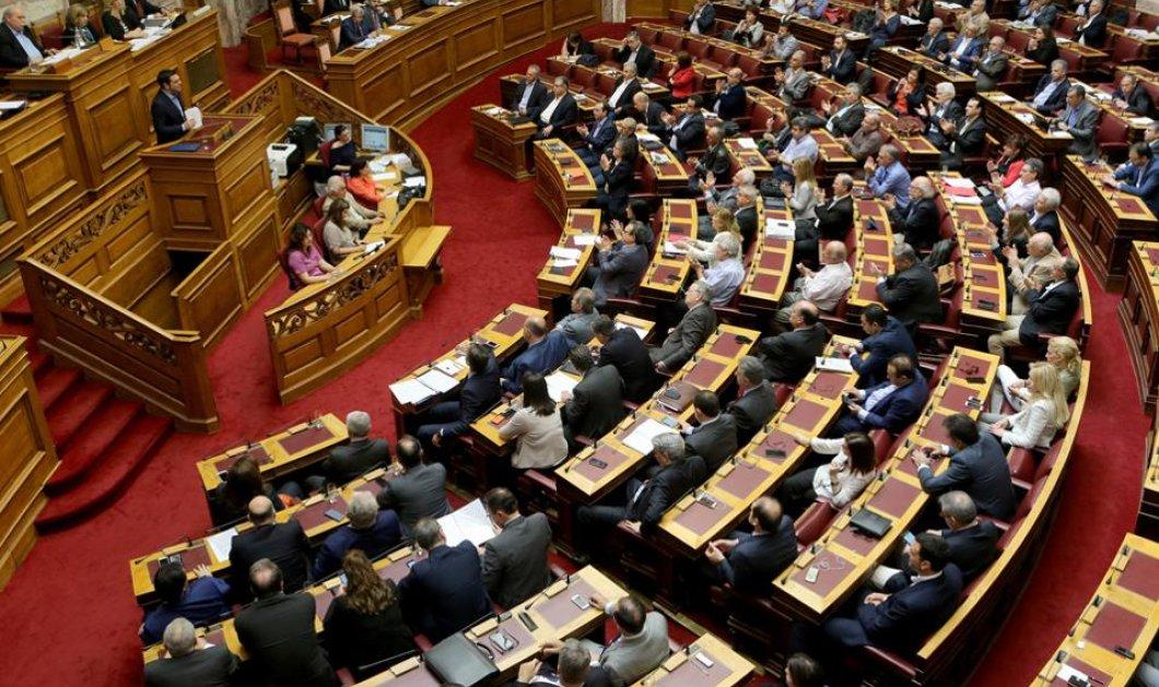 Live: Στη Βουλή σήμερα τα προαπαιτούμενα για το κλείσιμο της αξιολόγησης - Κυρίως Φωτογραφία - Gallery - Video