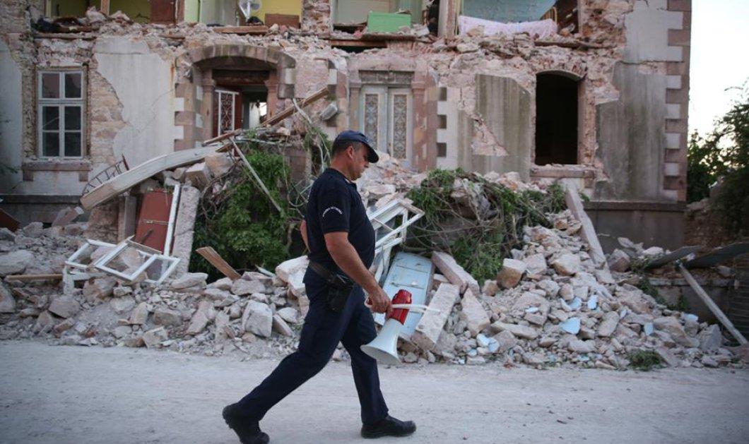Good news: Οι μαθητές του Κολλεγίου Αθηνών αναλαμβάνουν την ανακατασκευή του κατεστραμμένου σχολείου της Βρίσας - Κυρίως Φωτογραφία - Gallery - Video