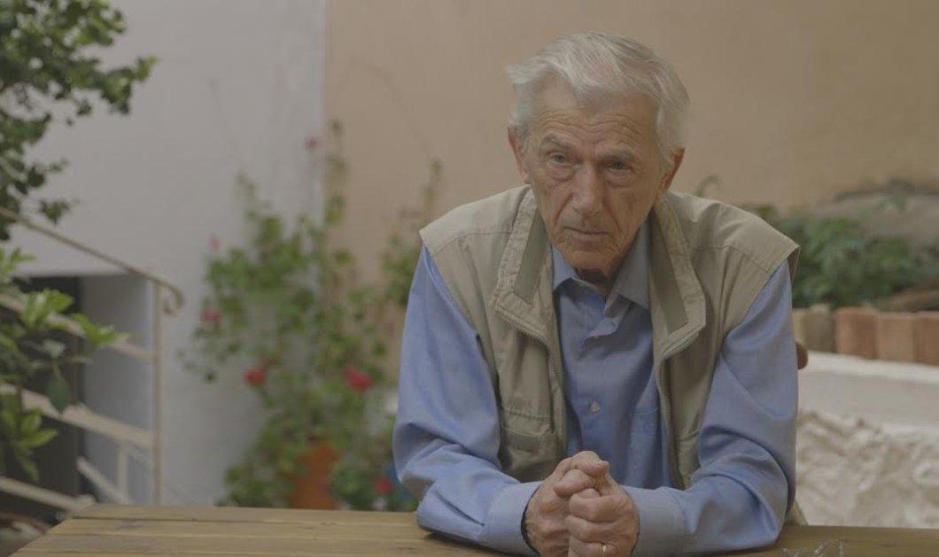 Ο βραβευμένος συγγραφέας Θοδωρής Καλλιφατίδης, το επόμενο πρόσωπο του «Αυτοί που Τόλμησαν» στο Cosmote History - Κυρίως Φωτογραφία - Gallery - Video