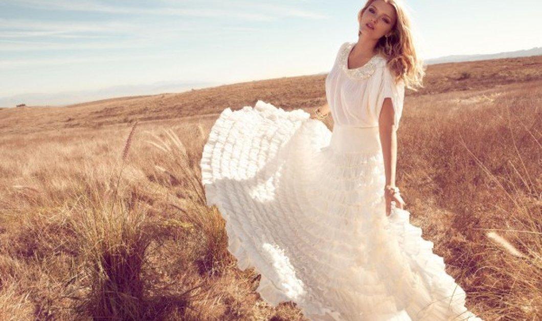 Λευκό φόρεμα: Το απόλυτο καλοκαιρινό must - Μίνι ή μάξι, μίντι ή boho, πώς να το φορέσετε & να το συνδυάσετε - Κυρίως Φωτογραφία - Gallery - Video