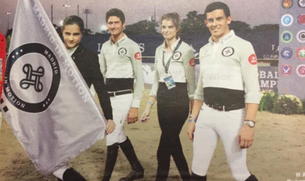 Νέος έρωτας για την Αθηνά Ωνάση: Πάμπλουτος ιππέας Ιταλός της πήρε τα μυαλά - Κυρίως Φωτογραφία - Gallery - Video