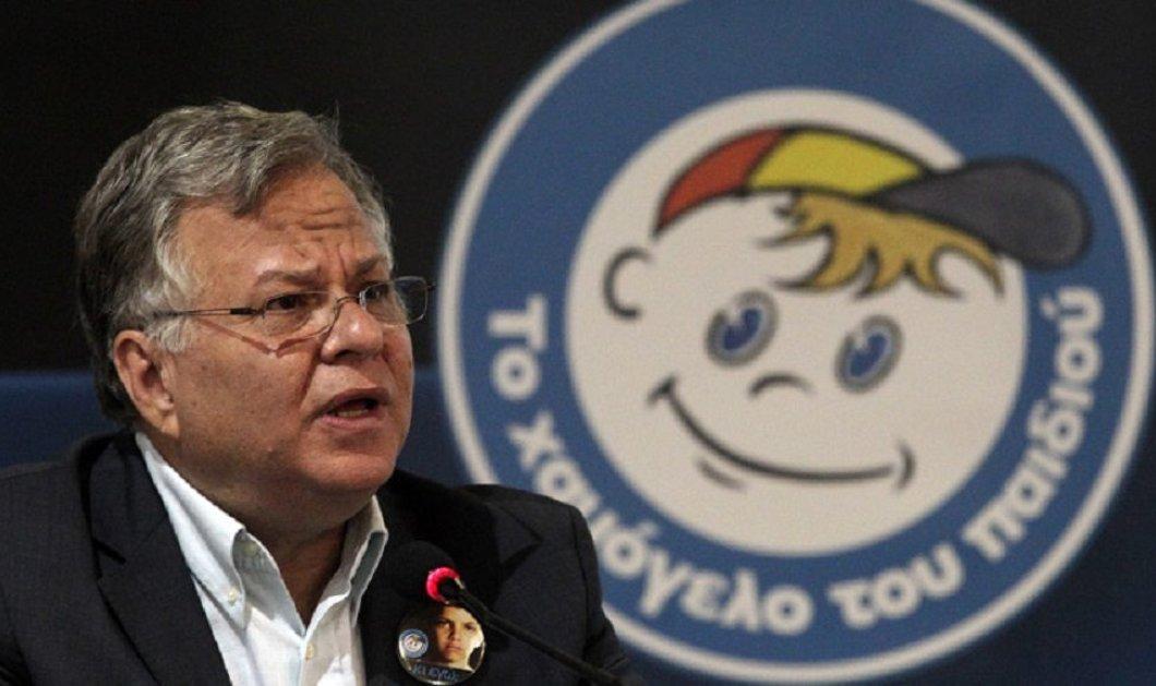 """Εφορία & ΕΦΚΑ ζητούν 4 εκατ. ευρώ από το «Χαμόγελο του Παιδιού» - Γιαννόπουλος: """"Πολέμησα τον καρκίνο, αυτό δεν μπορώ..."""" - Κυρίως Φωτογραφία - Gallery - Video"""