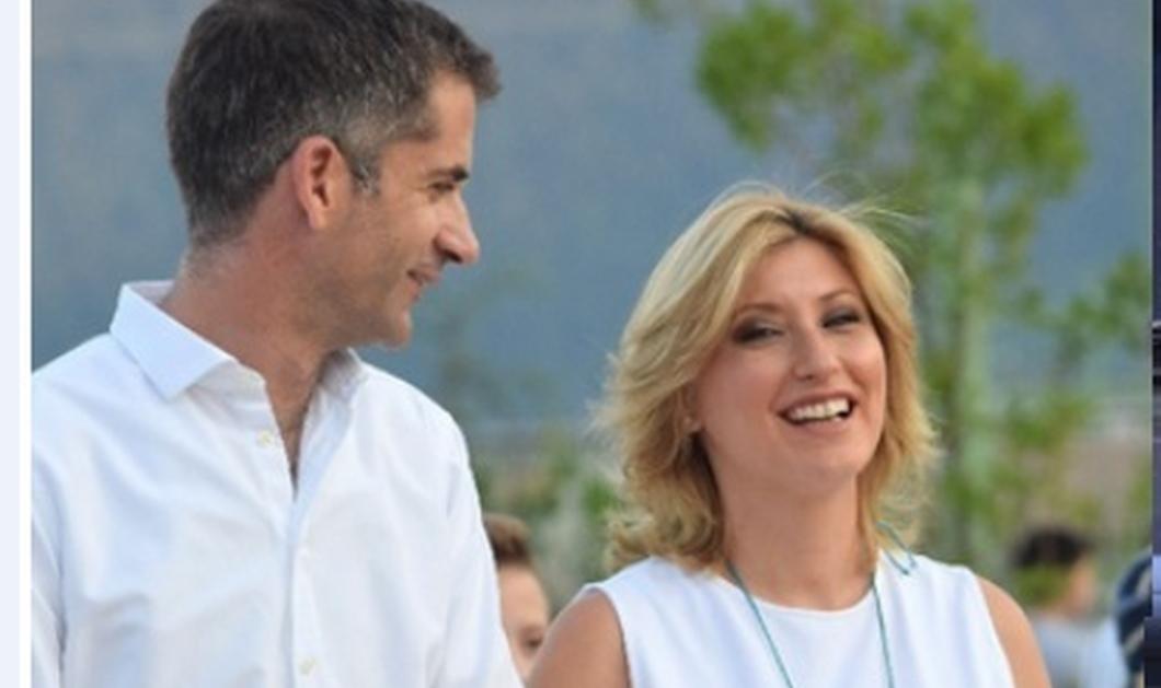Παντρεύτηκαν η Σία Κοσιώνη και ο Κώστας Μπακογιάννης: Όλες οι λεπτομέρειες του γάμου (ΒΙΝΤΕΟ) - Κυρίως Φωτογραφία - Gallery - Video