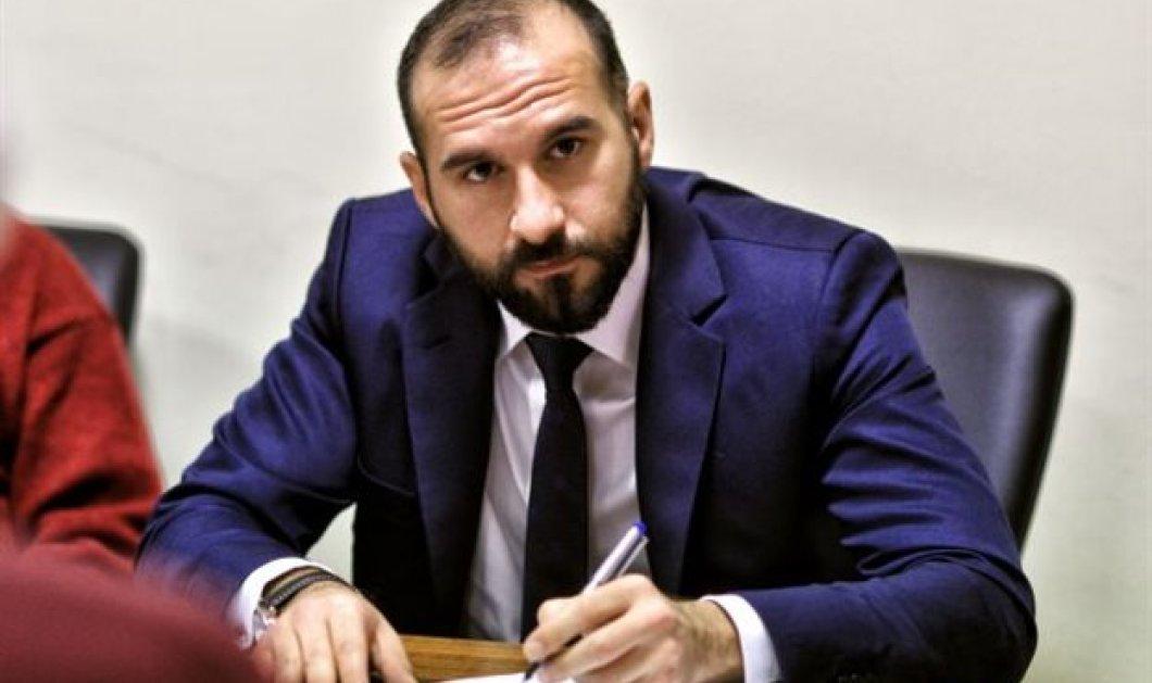 """Τζανακόπουλος σε Σόιμπλε: """"Να μας πει ποιος ευθύνεται για την αποτυχία των δύο πρώτων Μνημονίων"""" - Κυρίως Φωτογραφία - Gallery - Video"""