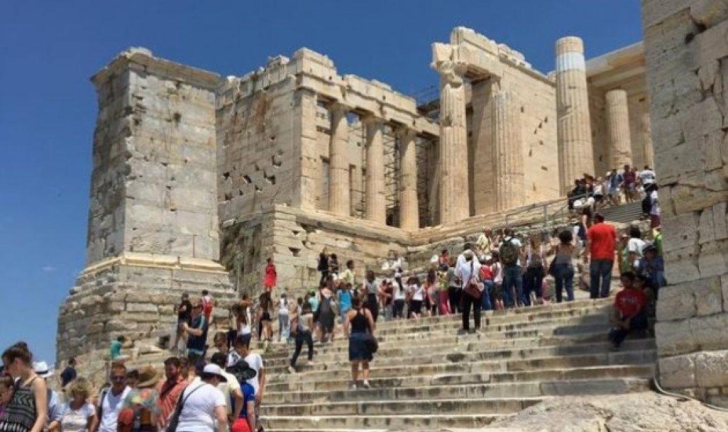 Good news: Νέο ρεκόρ στις αφίξεις των ξένων τουριστών στην Ελλάδα το 6μηνο!  - Κυρίως Φωτογραφία - Gallery - Video